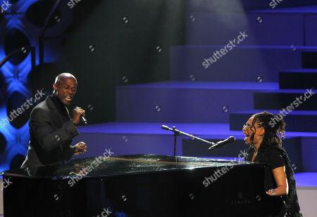 Editorial image of Soul Train Awards, Atlanta, USA