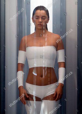 Sara Maldonado Actress Sara Maldonado performs during a rehearsal of the soap opera Aurora in Miami