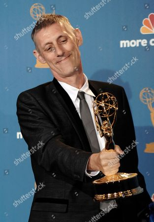 Editorial picture of 62nd Primetime Emmy Awards - Pressroom, Los Angeles, USA