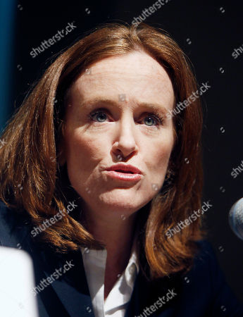 Kathleen Rice Democratic candidate for New York attorney general Kathleen Rice speaks during a debate in Albany, N.Y. Rice, an ex-chairman of New York's short-lived Moreland anti-corruption commission, says it has altered scandal-scarred Albany's landscape despite its early shutdown. Congresswoman Kathleen Rice says it created pressure to hold people accountable and will be recognized by history for helping change the pay-to-play culture