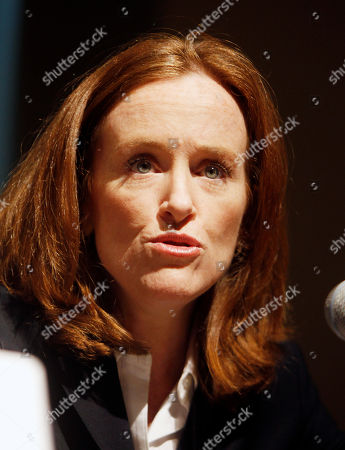 Kathleen Rice Democratic candidate for New York attorney general Kathleen Rice speaks during a debate in Albany, N.Y., on