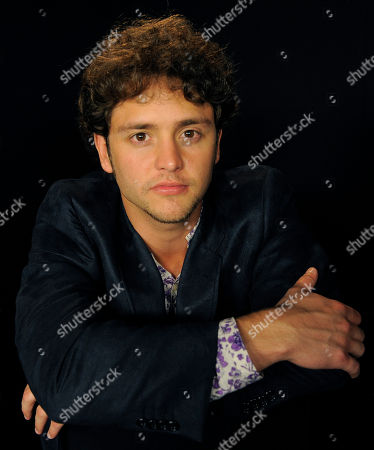 Christopher von Uckermann Mexican singer-songwriter Christopher von Uckermann poses for a portrait in Los Angeles