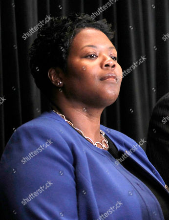 Kaya Henderson Deputy DC Schools Chancellor Kaya Henderson is seen on stage during the resignation of DC Schools Chancellor Michelle Rhee, during a news conference in Washington