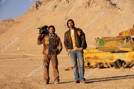 Arshad Warsi and John Abraham star in 'Kabul Expess'. It is the first international feature film to have been shot entirely in Kabul after the end of the Taliban. It was shot over a period of 45 days from October to December 2005 .Set in post 9/11 war-torn Afghanistan, Kabul Express is a kidnap drama that is both funny and horrifying TALEBAN