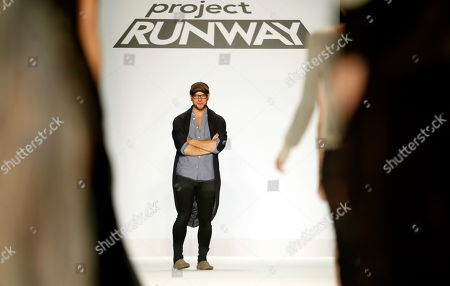Editorial picture of Fashion Project Runway Spring 2011, New York, USA