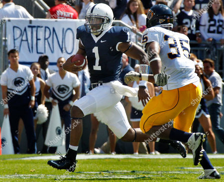 Editorial photo of Kent St Penn St Football, State College, USA