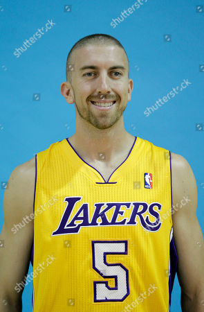 Steve Blake Los Angeles Lakers' Steve Blake during the basketball team's media day in El Segundo, Calif