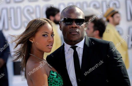 Sean Garrett Sean Garrett and guest arrive at the MTV Video Music Awards on in Los Angeles