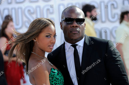 Sean Garrett Sean Garrett, right, and a guest arrive at the MTV Video Music Awards on in Los Angeles
