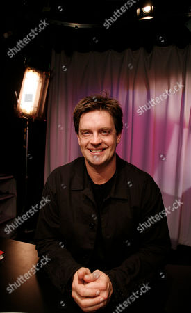 Jim Breuer Author and comedian Jim Breuer poses for a portrait in New York