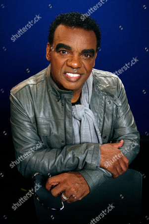 Ron Isley Recording artist Ron Isley poses for a portrait in New York