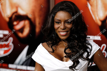 "Stock Photo of Denee Busby Actress Denee Busby arrives at the premiere for the second season of HBO's ""Eastbound and Down"" in Los Angeles"