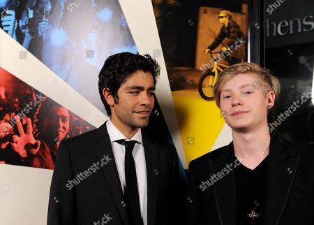 Editorial picture of Premiere Teenage Paparazzo LA, Los Angeles, USA
