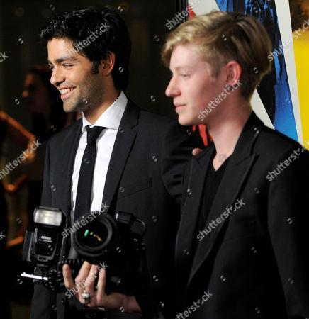 Editorial photo of Premiere Teenage Paparazzo LA, Los Angeles, USA