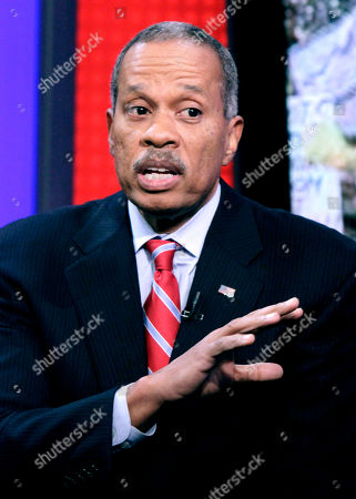 """Juan Williams News analyst Juan Williams appears on the """"Fox & friends"""" television program in New York, . Williams, who has written extensively on race and civil rights in the U.S., has been fired by National Public Radio after comments he made about Muslims on Fox News Channel's """"The O'Reilly Factor,"""" on Monday"""