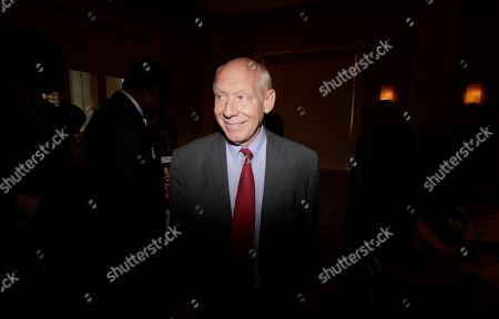 Bill White Democratic Texas gubernatorial candidate Bill White walks to greet supporters after speaking at the Dallas Democratic Forum at the Belo Mansion in Dallas