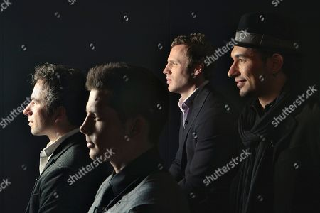 Remigio Pereira, Clifton Murray, Fraser Walters, Victor Micallef The Canadian Tenors pose for a photo, in Los Angeles. The Canadian Tenors, the vocal quartet consisting, from left: Remigio Pereira, Clifton Murray, Fraser Walters, and Victor Micallef