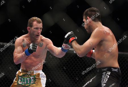 Gray Maynard, Kenny Florian Gray Maynard, left, in action against Kenny Florian during their UFC fight at the TD Garden on in Boston, MA. Maynard won via unanimous decision