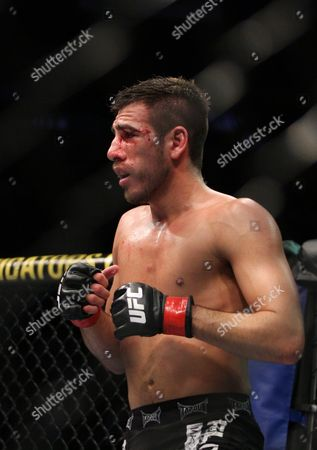 Kenny Florian Kenny Florian is seen during a UFC fight against Gray Maynard at the TD Garden on in Boston, MA. Maynard won via unanimous decision