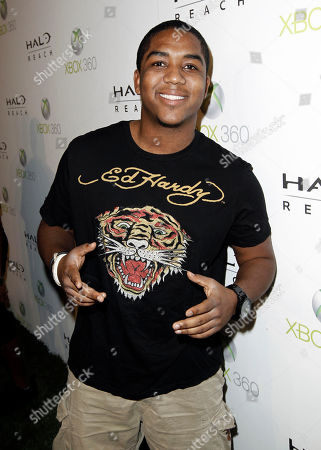 Chris Massey Chris Massey arrives at the Halo: Reach launch party celebrated by Xbox 360 held at Rob Dyrdek's Fantasy Factory in Los Angeles on