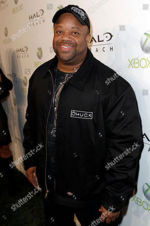 Mark Christopher Lawrence Mark Christopher Lawrence arrives at the Halo: Reach launch party celebrated by Xbox 360 held at Rob Dyrdek's Fantasy Factory in Los Angeles on