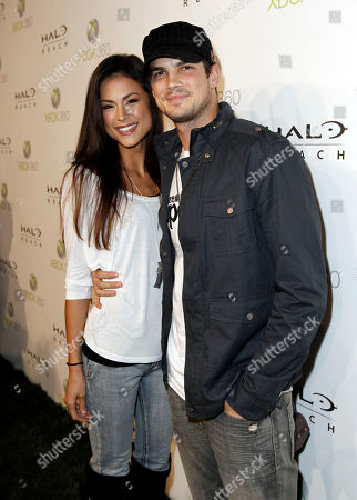 Rick Malambri, Lisa Malambri Rick Malambri, right, and his wife Lisa arrive at the Halo: Reach launch party celebrated by Xbox 360 held at Rob Dyrdek's Fantasy Factory in Los Angeles on