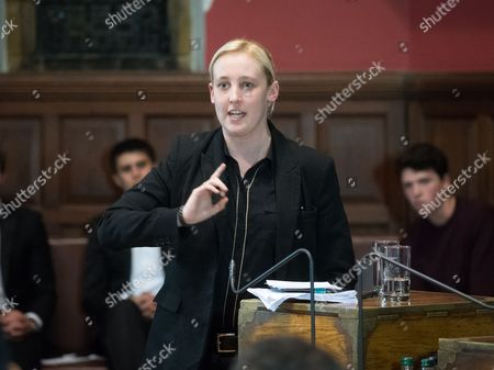 Mhairi Black, MP for Paisley and Renfrewshire South