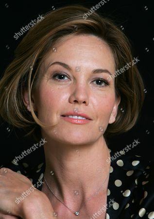 """DIANE LANE Shows actress Diane Lane posing for a portrait at the Regent Beverly Wilshire in Beverly Hills, Calif.  Lane made her Broadway debut at age 12 in the 1977 revival of """"The Cherry Orchard,"""" goofing around backstage with co-stars Raul Julia and Meryl Streep. Now she's coming back in the same play. It's a new adaptation of Anton Chekhov's classic play by Tony Award-winner Stephen Karam, who wrote """"The Humans"""