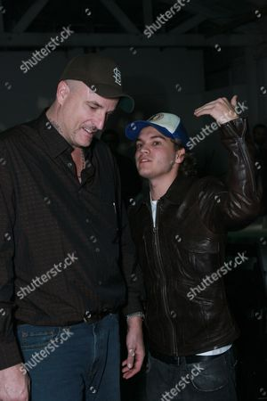 Director/Writer Nick Cassavetes and Emile Hirsh