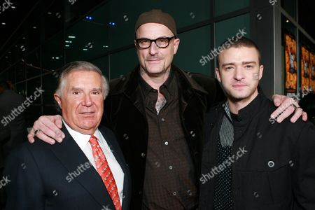 Producer Sidney Kimmel, Nick Cassavetes and Justin Timberlake