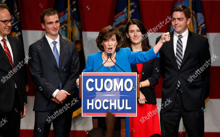 Editorial picture of Governor New York