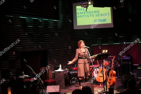 Editorial picture of The New York Times presents The Emerging Artists Series at Joe's Pub at the Public Theater, New York, America - 04 Jan 2007