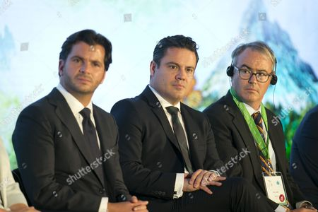 Editorial photo of Jalisco as the host of the The Second Climate Change Summit of the Americas, Guadalajara, Mexico - 12 Jul 2016