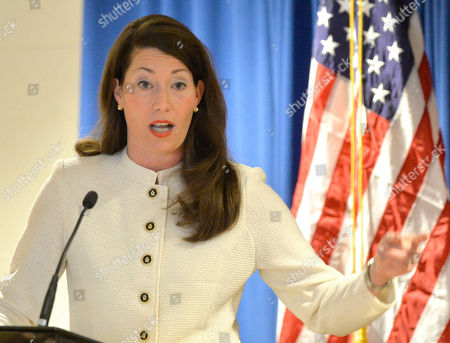 Alison Lundergan Grimes Kentucky Secretary of State Alison Lundergan Grimes announces her candidacy for re-election in Lexington, Ky