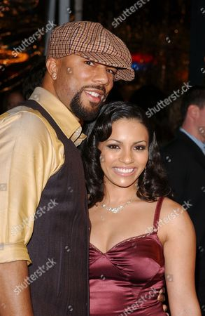 Common and April Lee Hernandez