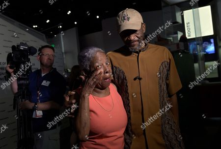 Editorial picture of Smithsonian African American Museum, Washington, USA - 14 Sep 2016