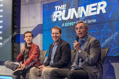 Editorial picture of The Runner Editor Preview Event, Westlake Village, USA - 29 Jun 2016