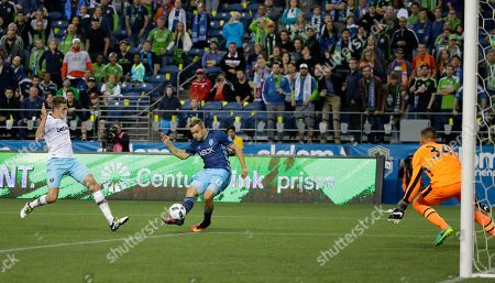 Editorial image of West Ham United Sounders Soccer, Seattle, USA - 6 Jul 2016