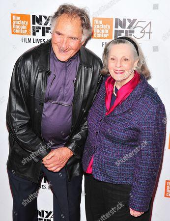 Judd Hirsch, Dana Ivey