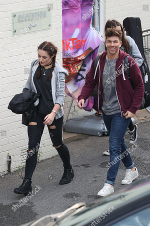 Samantha Lavery and Matt Terry