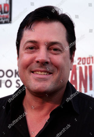 """Stock Photo of Jeff Rector Actor Jeff Rector poses at the screening of """"2001 Maniacs: Field of Screams"""" in Los Angeles"""