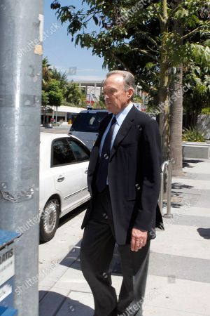 Donald Bren Billionaire developer Donald Bren at Los Angeles Superior Court