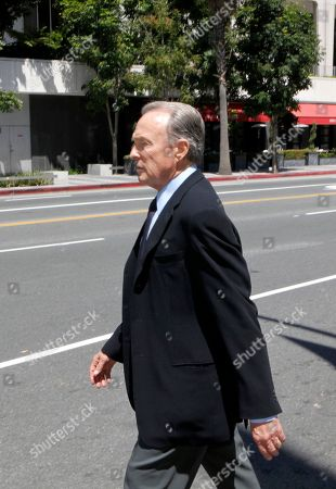 Editorial image of Billionaire Child Support, Los Angeles, USA