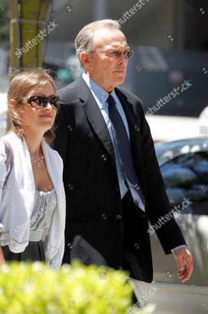 Donald Bren Billionaire developer Donald Bren is seen at Los Angeles Superior Court