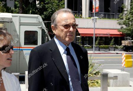 Stock Picture of Donald Bren Billionaire developer Donald Bren is seen at Los Angeles Superior Court