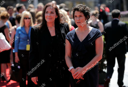 Lisa Coleman, Wendy Melvoin Lisa Coleman, left, and Wendy Melvoin arrive at the Creative Arts Emmy Awards on in Los Angeles