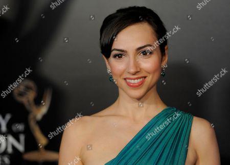 Eden Riegel Eden Riegel arrives at the 37th Annual Daytime Emmy Awards, in Las Vegas