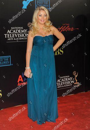 Editorial photo of Daytime Emmy Awards Arrivals, Las Vegas, USA