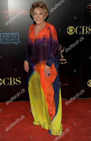 Jeanne Cooper Jeanne Cooper arrives at the 37th Annual Daytime Emmy Awards, in Las Vegas