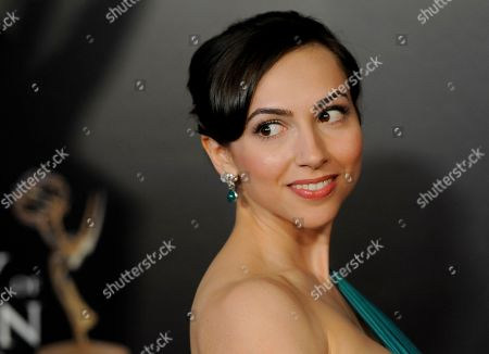 Stock Photo of Eden Riegel Eden Riegel arrives at the 37th Annual Daytime Emmy Awards, in Las Vegas